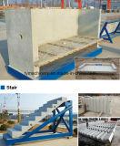 Система форма-опалубкы сляба машины конструкции компонентов Precast бетона Tianyi