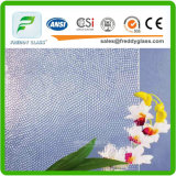 3-8mm 녹색 Nashiji 장식무늬가 든 유리 제품 착색된 장식무늬가 든 유리 제품 또는 색깔 또는 계산된 유리 또는 예술 유리 또는 장식적인 유리