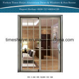 Puerta de aluminio de China y puerta exterior