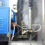 Топление индукции поверхности металла гася машину