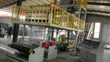 Große Geschwindigkeit drei ABA-Koextrusion-der Drehhauptplastikfilm-durchbrennenschichten maschinen-(Extruder)