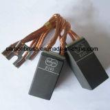Auftreten-Elektrographit-Kohlebürsten für Motor zerteilt E101
