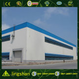 Prefabricated 직류 전기를 통한과 색칠 건물