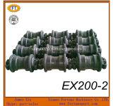 Exkavator-unterere Rollen-Ersatzteile Volvo-Samsung Ec210 Ec460