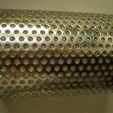 Pipe en acier perforée d'acier inoxydable