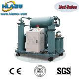 Type refroidi par air épurateur de chauffage de vide de mazout de transformateur de noir