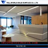 Appareil de bureau fait sur commande de l'information de marbre de Tableau de l'information du compteur DEL de bureau