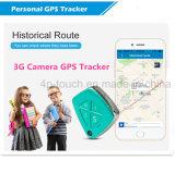 2017 neuester entwickelter älterer GPS Verfolger mit Netz der Kamera-Unterstützungs2g/3g (V42)