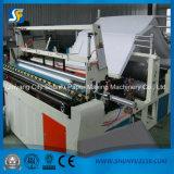 Máquina completamente automática el rebobinar del tocador 1880 para el convertido en el pequeño papel de tejido del rodillo