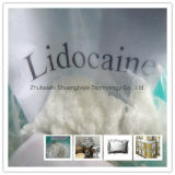 99.8% Хлоргидрат Lidocaine порошка убийцы боли/анестетик Local HCl Lidocaine