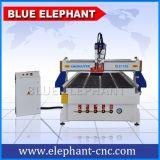 Ele1325b霧の冷却装置が付いている電気CNCのルーターの金属の切断の機械装置