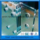 Fournisseur clair normal de verre trempé d'ASTM