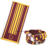 OEMの農産物の昇進のカスタマイズされたデザインは管の首のもみ革のスカーフを印刷した