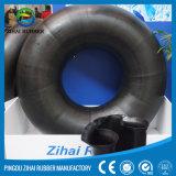 Chambre à air butylique en caoutchouc normal de vente du principal 400-8 de pneu chaud de moto