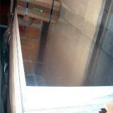 430 vagos laminaron la placa de acero inoxidable