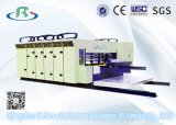 5 séries 6 automáticos Colorprinting que entalha a maquinaria cortando