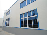 A buon mercato e Elegent Prefabricated Steel Frame Warehouse (BYSS050502)