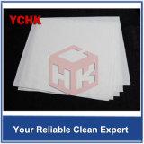Limpador Superfine da sala de limpeza do negador de Submicro da fibra do corte ultra-sônico macio de pano
