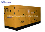 Комплект генератора выхода 180kVA тарифа молчком тепловозный приведенный в действие Perkins