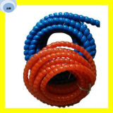 Protectores plásticos espirales coloridos excelentes del manguito de Hudraulic del protector del manguito