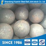Низкая цена выковала меля шарик стального шарика свернутый стальной для стана