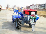 Cer genehmigter Traktor-Bauernhof-Traktor des gehenden Traktor-15HP
