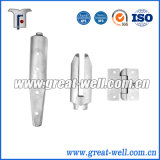 Нержавеющая сталь Casting Parts OEM для Glass Fitting Hardware