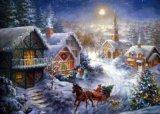 Подгонянные подарки, картина маслом рождества рождества