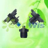 Regadera micro del inyector dual de la pulgada del 1/2 (HT6307)