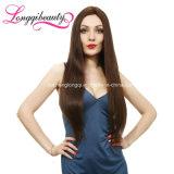Luz humana do Virgin da classe 7A - cabelo humano brasileiro marrom