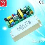 alimentazione elettrica di 20-35W 0-10V Dimmable LED con Ce QS1203