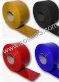 Tela de tiras de PVC soldado para sala de solda