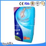 met Katoenen van de Indicator van de Vochtigheid de Goedkope Luiers van de Baby