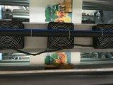 기계 (DC-YT4)를 인쇄하는 물 잉크를 구르는 4개의 색깔 Kraft 종이 봉지 롤