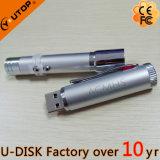 두 배 레이저 광 펜 작풍 USB Pendrive 선전용 선물 (YT-7105L1)