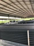 Umweltfreundliches Polyäthylen PE100 PET Rohr für Wasserversorgung