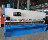 Fornitore di taglio della macchina della ghigliottina idraulica 4000mm di QC11k 6mm