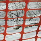 Cerca de seguridad plástica anaranjada del camino de la red superior duradera de la barrera