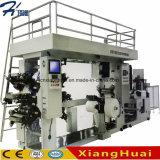 6 Farben-flexographische Drucken-Hochgeschwindigkeitsmaschine für Serviette-Papier