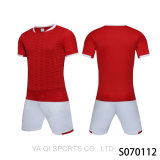 2017 New Design Training Soccer Club Uniform Ensembles de qualité supérieure Soccer Jersey Sets Blank Jersey Football Soccer Wholesale