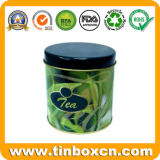 يستطيع شاي مستديرة لأنّ [تا كدّي] مجموعة, شاي قصدير صندوق