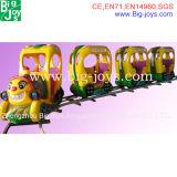 Езда поезда электрического следа животная (BJ-ET12)