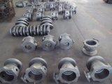 Bâti d'acier du carbone de bâti de capot de corps de parties du corps de robinet à tournant sphérique