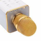 Диктор микрофона игрока Karaoke Q9 беспроволочный для взаимодействия Bluetooth