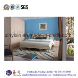 Base di legno moderna dell'insieme di camera da letto dell'hotel del MDF del Vietnam (SH-026#)