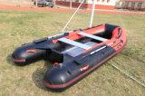 Barca di fiume più popolare di 2017 Inflatatable da vendere