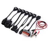 Кабели OBD2 для кабеля полного комплекта поверхности стыка Tcs Cdp ПРОФЕССИОНАЛЬНОГО диагностического для автомобиля Autocom