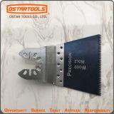 """65m m (2-1/2 """") Hcs Multitool azul Saw Lámina con el diente de la precisión"""
