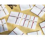 Горячая штемпелюя фольга для поздравительной открытки