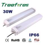 Tubo di IP66 30W 3FT 900mm T8 LED che illumina una lampada delle 2835 Tri-Prove